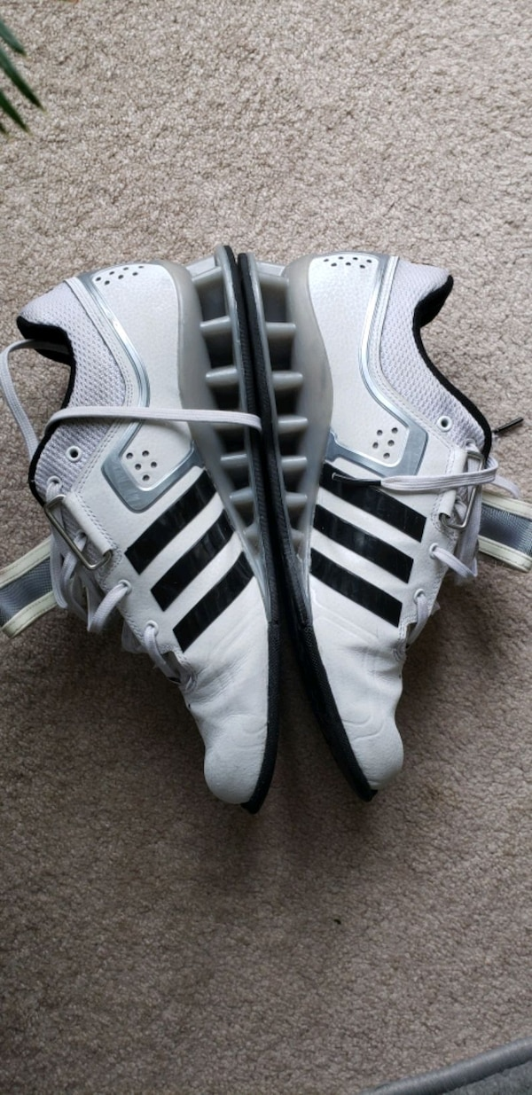 220ebf9dcdde Used Adidas Adipower weightlifting shoes for sale in Vancouver - letgo