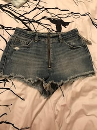 Women's blue denim shorts Hillsboro, 97123