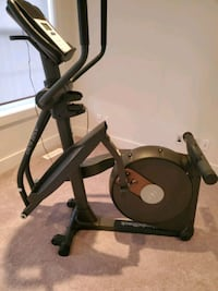Elliptical will delivery and setup Calgary, T2X 2E6
