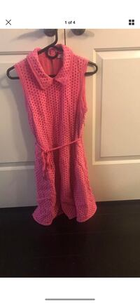 Juicy Couture Women's Size 6 Pink Dress Tysons