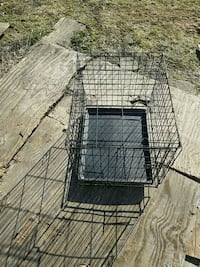Dog cage 20 inches wide 24 in Long 20 inches high Hummelstown, 17036