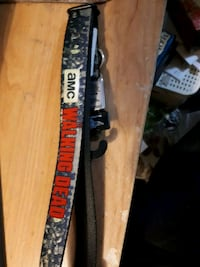 Walking dead dog collar 16 in up Edmonton, T5S 2B4
