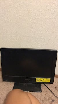 Black samsung flat screen tv Killeen, 76549