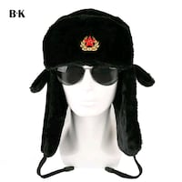 Russian winter bomber hat  Brampton, L6Y 5B3
