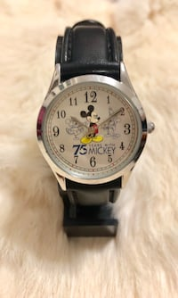 DISNEY 75 YEARS WITH MICKEY LADIES WATCH  Sunnyvale, 94089