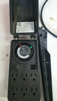 Outdoor Timer London, N6M