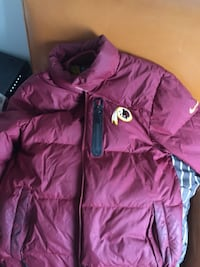 Redskins Official Nike field jacket  Lanham, 20706