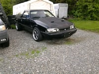 Ford - Mustang - 1989 Horseheads, 14845