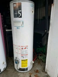 white and black water heater Dearborn Heights