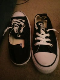 Only worn once *Like New*Converse
