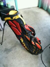 black and red golf bag Temple Terrace, 33617