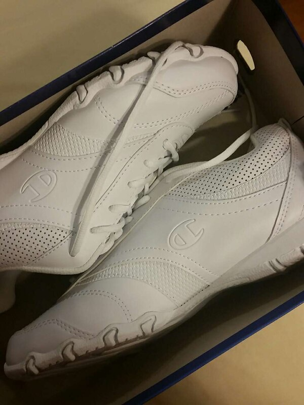 996f187e1efe6 Used Champion Cheer Shoes size 8.5 for sale in Norwich - letgo