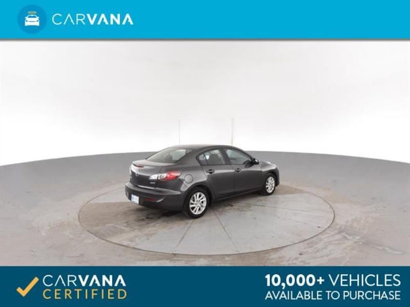 2012 Mazda MAZDA3 sedan i Touring Sedan 4D Gray <br /> 61c85285-0434-4ca6-9306-1e5c8c8389cb