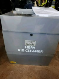 electro hepa air cleaner  Toronto, M3H 2Z6