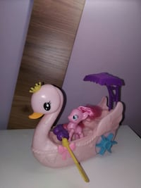 My Little Pony Pinkie Pie  Ve  Sandalı