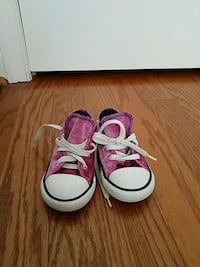 Converse for toddler size 9 magenta Bryans Road, 20616