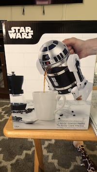 R2D2 coffee press brand new in box Lacey, 98503