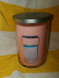 Yankee Candle 22 oz Pink Sands ~ ThinK SummeR ~ Newark, 19711