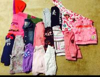 Size 3t - 15 Sweaters, jean jacket and puff vest! All for $12!! Regina, S4X
