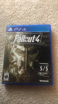 Fallout 4 PS4 Game Mount Airy, 21771