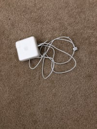 white Apple MagSafe Power Adapter Arlington, 22206