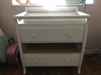 Baby changing table.  Surrey, V3S 9A1