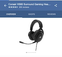 Gaming Surround Headphones - Corsair HS60 Calgary, T3M 0J4