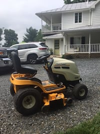 $1200. Mower. 182 hours. Very good condition  Clarksville, 21029