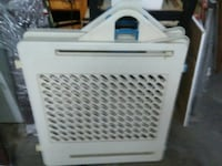 white and gray pet carrier Skokie, 60076