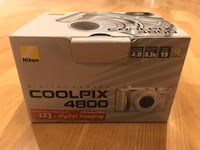 Coolpix 4800 Camera Mississauga, L5V 1P5