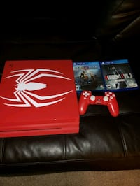 Spiderman PS4 Pro limited Edition  Rosedale, 21237