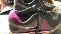 pair of black-and-pink Nike running shoes Cohutta, 30710