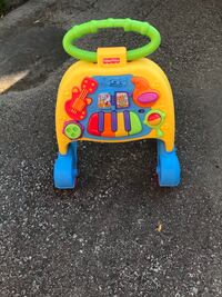 Fisher Price Toy Walker