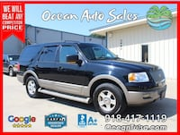 2003 Ford Expedition Eddie Bauer Edition *1-Owner 4WD* Catoosa, 74015