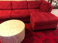 Cindy Crawford Hone Spring 3 Pc Sectional Fort Worth, 76052