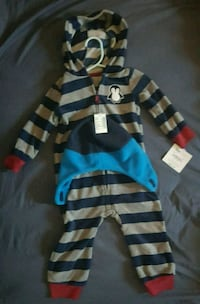 Brand new baby jumper and winter hat  Toronto, M1S 1K6