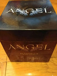Angel complete series (Buffy the Vampire Slayer) Alexandria, 22312