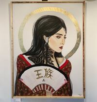 Ozoku Gallery Featured Painting Columbus, 43206