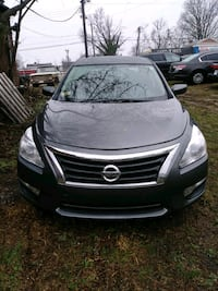 2015 Nissan Altima 2.5 SV Capitol Heights