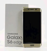 Samsung Galaxy s6 edge - factory unlocked with box Sterling