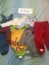 Bundle of baby clothes 6-9 months Perris, 92571