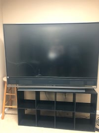 """55"""" tv! A small crack in the screen but works great! Westminster, 80021"""