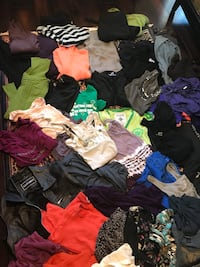Lot of women's assorted clothes XS S M Charlotte, 28270