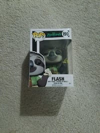Zootopia Flash Funko Pop Fairfax, 22033