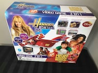 Disney's Hanna Montana High School Musical G2 TV Game Vtg Collectible New  VIEW MY OTHER ADS!!! Toronto