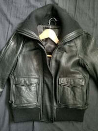 Daniel Leather ladies jacket. New. size S Toronto, M8Y 3M3