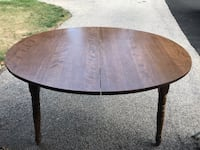 Wooden table no chairs Cranston, 02921