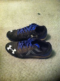 under armor cleats McMinnville