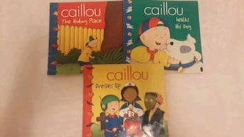 Caillou Books in San Pedro