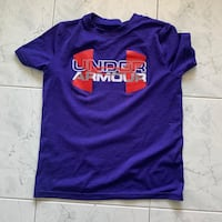 Boys Under Armour Shirt Size 7/8 (4 Pick Up Locations Central Toronto, Scarborough, Whitby, Brampton)